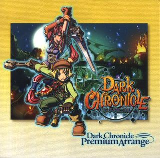 Dark Chronicle Premium Arrange Front