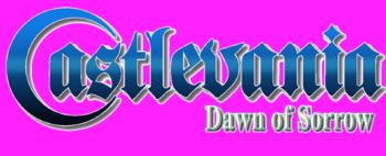 Castlevania_Dawn_of_Sorrow_logo