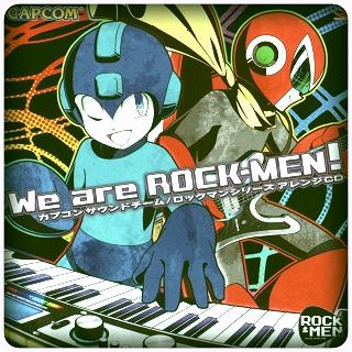we are rock men