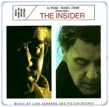 THE INSIDER, Music from the Motion Picture