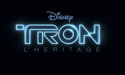 Tron legacy tron heritage logo